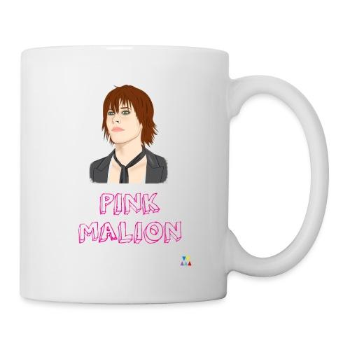 Pink-malion - Mug blanc