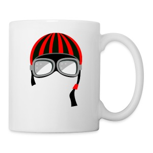 red_helmet-png - Tazza