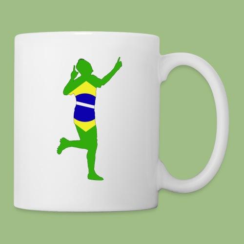Neymár Brazil - Mugg