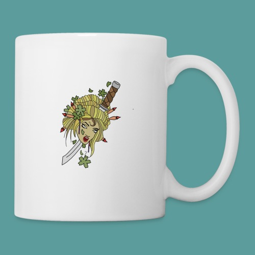 Samurai-No-More - Mug