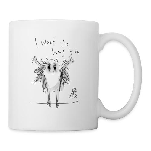 I Want To Hug You - Mug