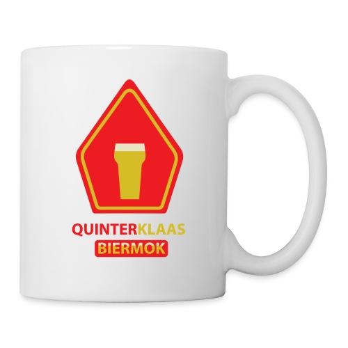Quinterklaas Biermok - Mok