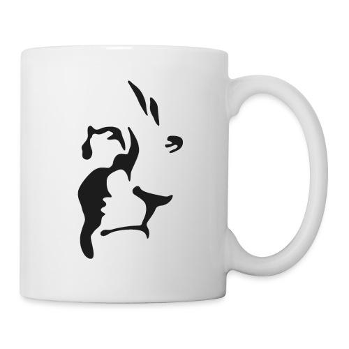 Lion-GINGER-page-001 - Mug blanc