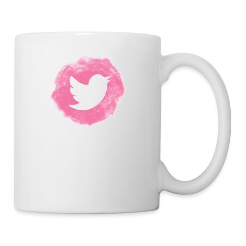 pink twitt - Mug
