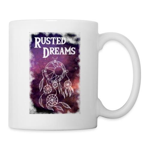 RUSTED DREAMS DreamCatcher logo - Tazza