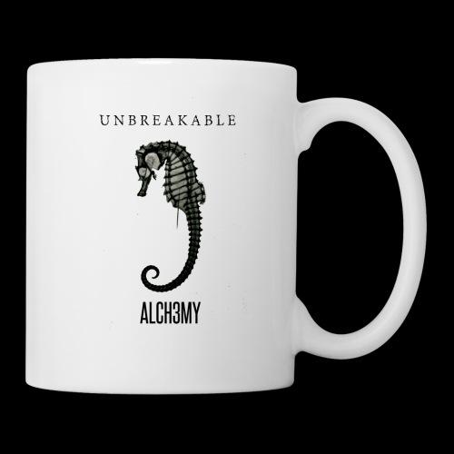 ALCH3MY UNBREAKABLE - Mug blanc