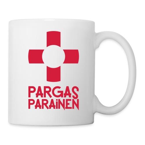 Livboj: Pargas (röd text) - Muki