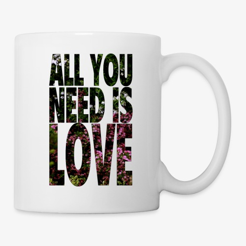 All You need is love - Kubek