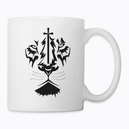lion sword - Mug