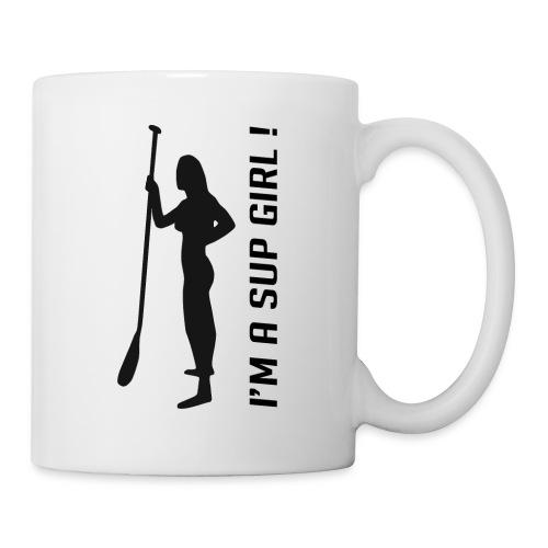 I'M A SUP GIRL ! - Mug blanc