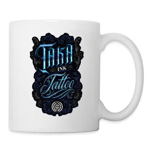 Taka Ink Tattoo - Mug blanc