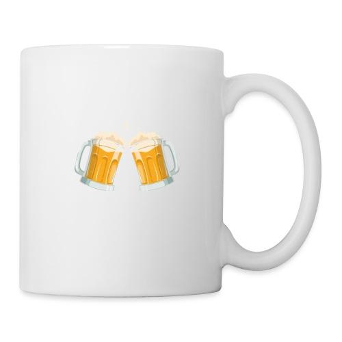 Bier Daarom Ben Ik Hier - Mok