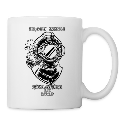 The Nautical Piper by Frost Pipes - Mug