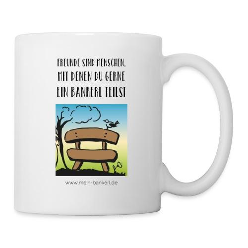 Bankerl-Freunde - Tasse