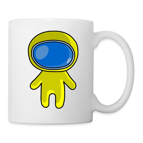 Little Astronaut - 060 - Mug