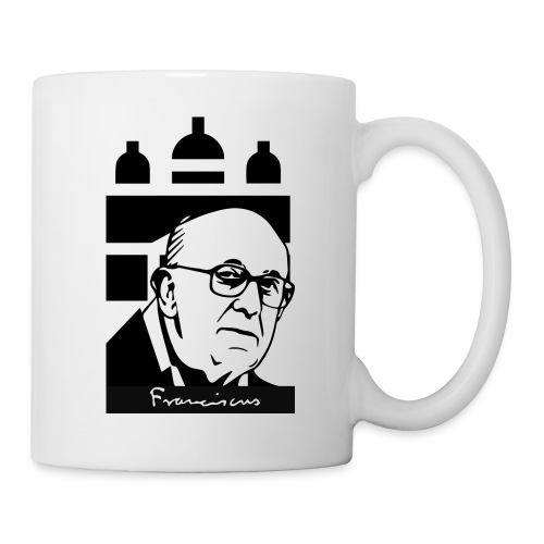 Pope_Francisco - Tazza