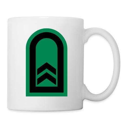 Schulterklappe Oberfeldwebel - Tasse