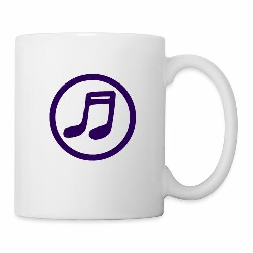 OpenSongApp Round Logo - Mug