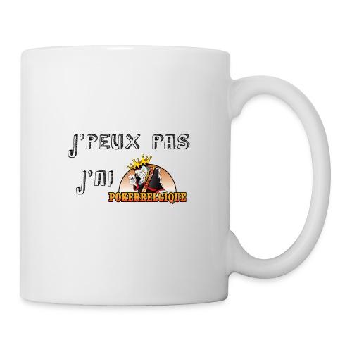 J'peux pas j'ai PB - Mug blanc