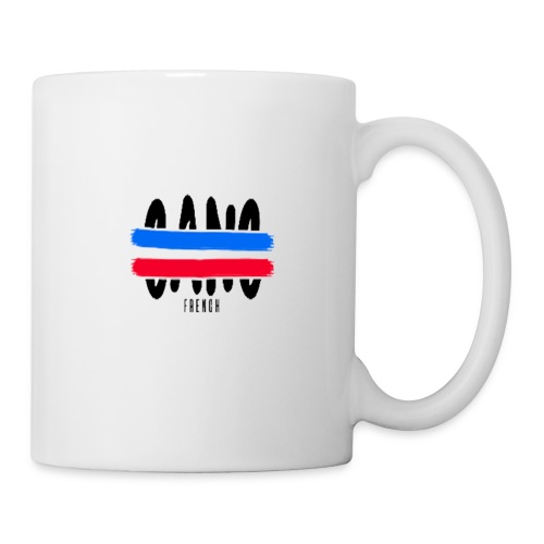Gang France - Mug blanc