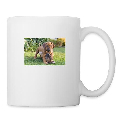 adorable puppies - Mug