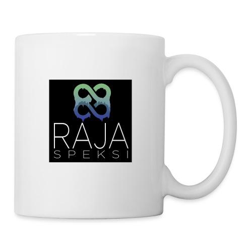 RajaSpeksin logo - Muki