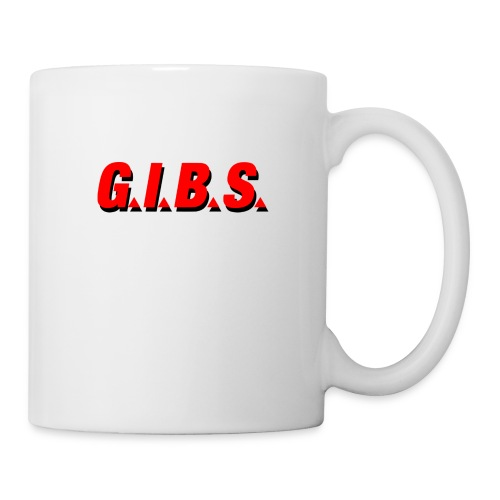 Logo Gibs - Mug blanc