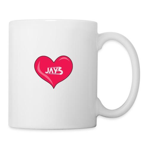 Love JAY-S - Tazza
