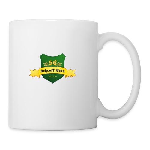schroff braeu logo - Tasse