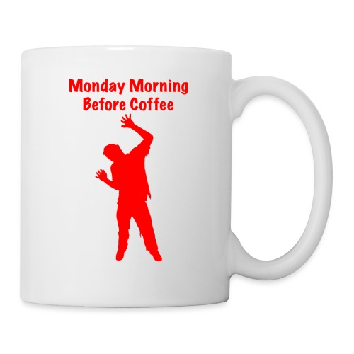 Coffee Zombie - Tasse