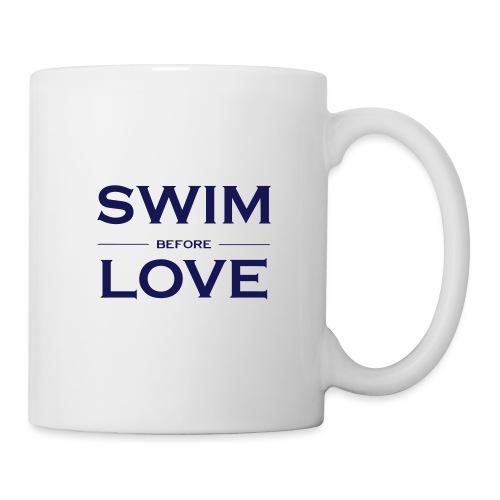 Swim before love - Tazza
