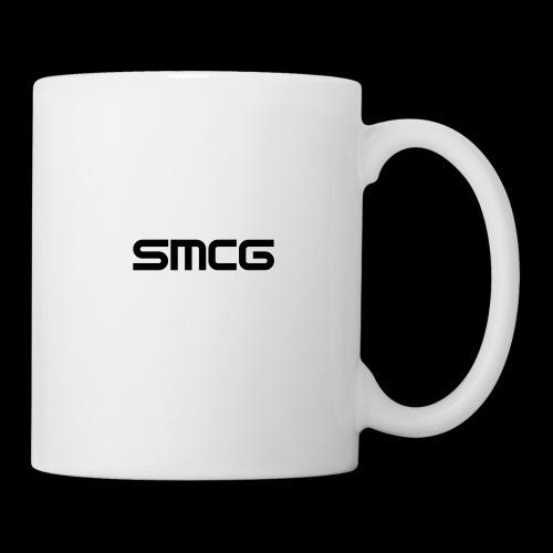 Das SMCG wihte Pack - Tasse