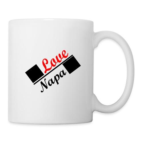 Love Napa - Tasse
