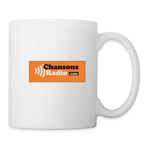 logo cr news JPG - Mug blanc