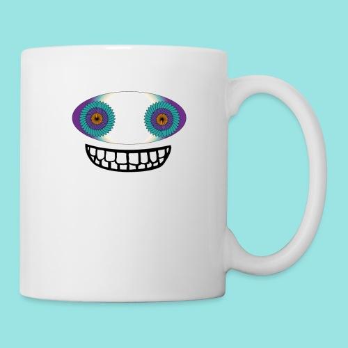 Crazy alpha - Mug blanc