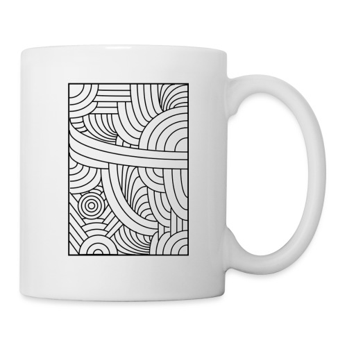 Brut - Mug blanc