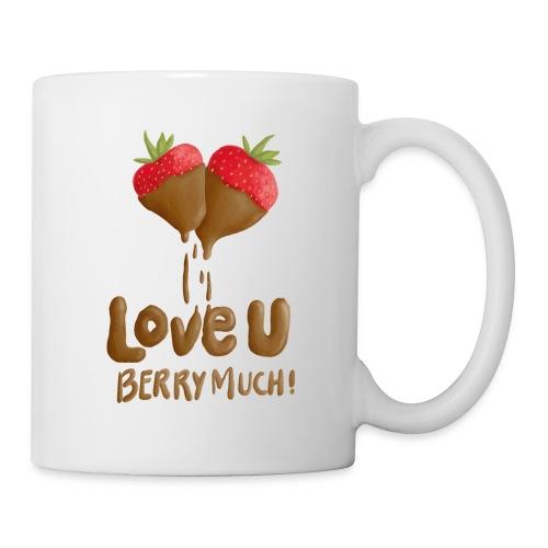Love U berry much - Mugg