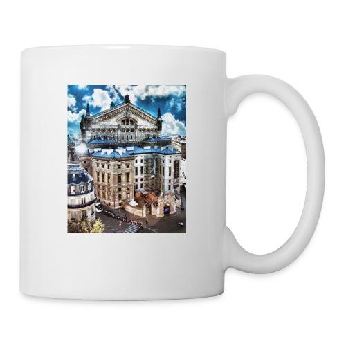 Paris - Kop/krus