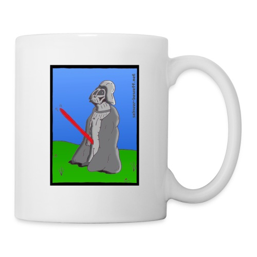 Darth Vader Comic - Tasse