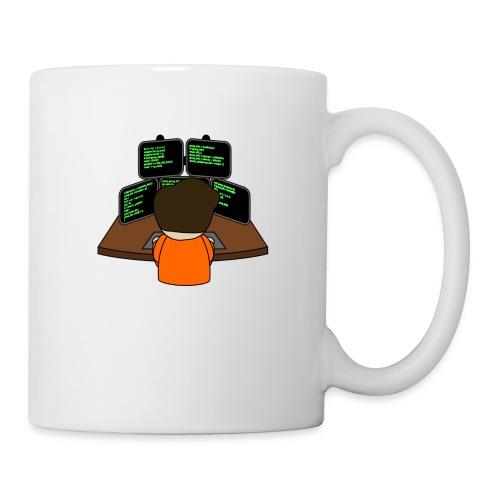 The small coder - Mug