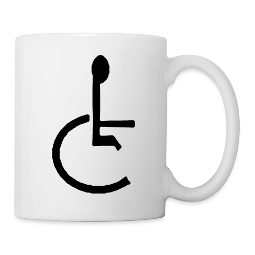 Don't have to get Drunk to Get Legless - Mug