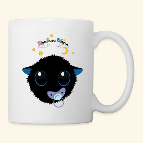 blu-baby moushou - Mug blanc