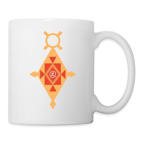 Etoile Croix du Sud Berbère - Mug blanc