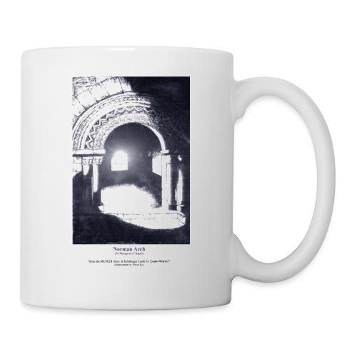 Norman Arch St Margarets Chapel - Mug