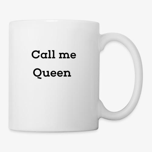 Call me Queen Kollektion - Tasse