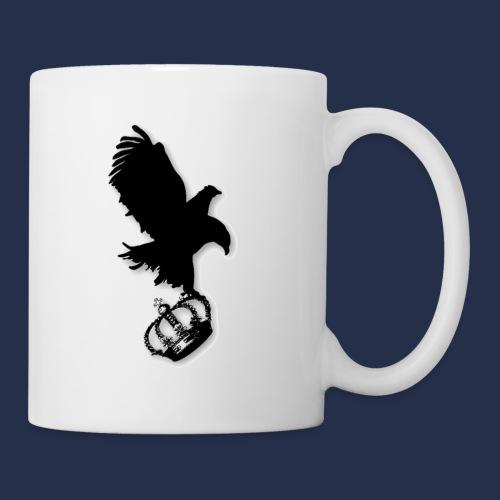 large eagle logo - Mug