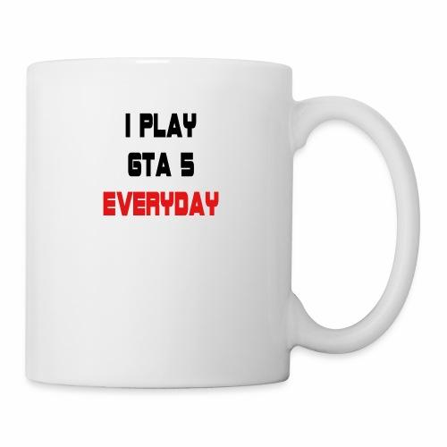 I play GTA 5 Everyday! - Mok
