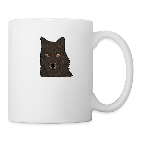 HikingMantis Wolf png - Kop/krus