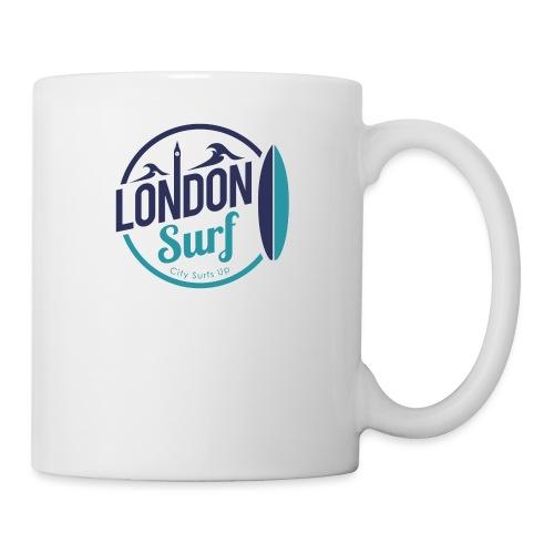 London Surf Classic Logo - Mug