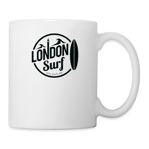 London Surf - Black - Mug